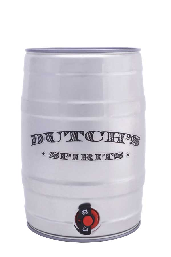 Dutch's Mini Keg